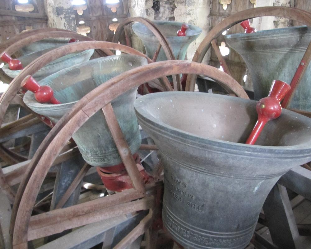Bell Ringing Courses at All Saints' Church, Marsworth
